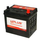 батарея автомобиля батареи силы 55D23L 12V 60ah безуходная