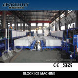 Máquina de hielo de bloque del precio de la operación fácil de China Top1 buena de Focusun