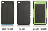 5000mAh USB Power 은행 Waterproof Mobile Phone Solar Charger