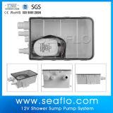 12V24V bomba de agua sumergible automática con interruptor de flotador