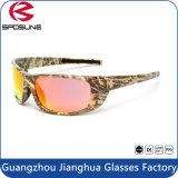 Le ce UV400 flexible à haute impression normal folâtre des lunettes de soleil de base-ball