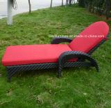 Daybed extérieur de rotin de meubles d'hôtel de meubles de jardin