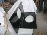 De populaire Absolute Zwarte Countertop van het Graniet Stevige Bovenkant van de Keuken van de Oppervlakte