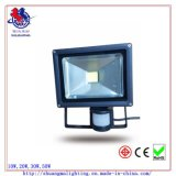 Sensor를 가진 감 50W COB LED Flood Light