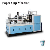Tasse de papier de café ultrasonique faisant la machine (ZBJ-X12)