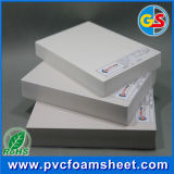 Feuille de mousse de PVC de GS pour la publicité et l'impression UV