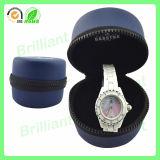 Neuer Zoll, der schützenden ledernen Bildschirmanzeige-Uhr-Kasten (JWA003, verpackt)