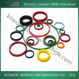 Hohes Resistance Silicone Rubber Hollow O-Ring und O-Ring Box