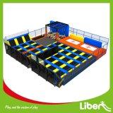 Indoor di stupore Trampoline Park per Family Fun