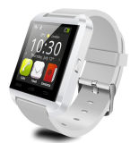 Visibilité directe chaude Android U Watch Bluetooth Wrist Smart Watch de smartphone de Samsung d'iPhone de support de Sale