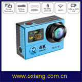 Screens doppio WiFi 4k Sport Camera 1080P 60fps Action Camera