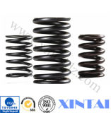 Custom Black Finish Compression Spring Coil Spring