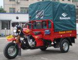 貨物/Crusier様式のためにボディ3 Wheelerflatの版のタイプ三輪車を開きなさい