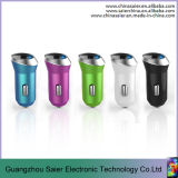 2.1A Dual USB Car Charger für iPhone Factory Price Charger