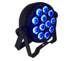 12LEDs indicatore luminoso UV completo di PARITÀ di colore RGBWA 6in1 LED