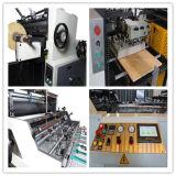 Automatischer BOPP Film-wasserbasierte lamellierende Maschine