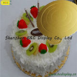 SGS (B&C-K061)를 가진 Round Flower Edges FDA Cake Plates를 가진 물결 모양 Paper Board