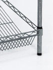 Atacado DIY Metal Wire Bakery Display Rack Shelf Factory
