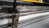 Línea doble de alta velocidad máquina que ranura de la cartulina