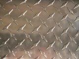 Placa de alumínio do passo da barra cinco barras/dois/diamante Parrtern (1050 1060 1100 3003 3004 5052 5754 6061 6063)