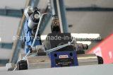 Stahl geschweißte Aufbau-Presse-Bremsen-Maschine/hydraulische Platten-verbiegende Maschine, Platten-Bieger