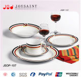 10''dinnerware Vajilla de porcelana Juego de cena de cerámica para el restaurante