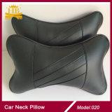 Изготовленный на заказ подушка квадрата подушки остальных шеи автомобиля кожи логоса