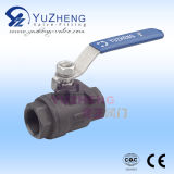 カーボンSteel 2000wog Ball Valve NPT Thread Ending