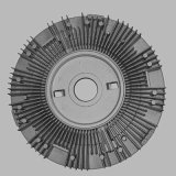 Aluminiumteil-Investitions-Gussteil Alc047