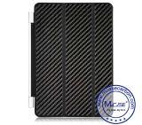 iPad 소형 1 2 3을%s 보편적인 좋은 가격 탄소 섬유 지능적인 덮개
