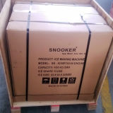 Maker 55kg/24h van het Ijs van de Capaciteit van de snooker de Kleine
