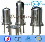 Lentikulares Filter Housing für Filtering Syrup