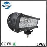 Barre d'éclairage LED de cartel de lumière d'endroit et d'inondation pour des lumens élevés tous terrains de la lumière 56W de véhicule de 10.4 pouces