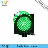 Venda impermeável elevada do sinal do diodo emissor de luz do vermelho do brilho 200mm