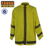 Куртка Workwear куртки видимости Breathable водоустойчивой куртки куртки дождя водоустойчивой высокая