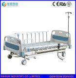 China-heiße Verkaufs-manuelle doppelte Funktions-justierbares medizinisches Bett
