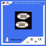 Autoadesivo del contrassegno delle coperture dell'uovo/materiale adesivo di obbligazione Label/Printing