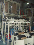 Doble máquina de soplado de película Cabeza