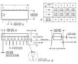 Circuito integrato CI CD4027be Texas Instruments