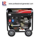 gerador 8.5kw Diesel portátil com o motor de 4 cursos
