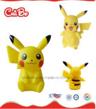 Pikachuの小さい昇進のプラスチック図おもちゃ(CB-PM023-Y)