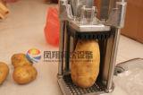Bijl van de Snijmachine van de Snijder van het Fruit van de Meloen van de Aardappel van het roestvrij staal de Hand Plantaardige