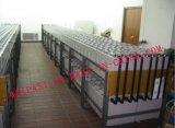 Cremagliera di carico di montaggio della cremagliera della batteria della pagina d'acciaio delle batterie delle cremagliere della batteria di servizio su ordinazione