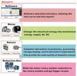 電気デスクトップのデジタル抗張試験機(HZ-1007A)