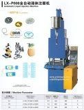 Etiquetas plásticas del equipaje del PVC que hacen máquina el sistema automático de la calefacción/de enfriamiento