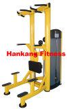 Fitness, Equipamento para ginásio, Equipamento de construção do corpo - Assist DIP Chin (PT-910)