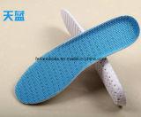 La más nueva Olor-Prueba antibacteriana de la absorción de choque absorbe los zapatos cómodos respirables Insole&#160 del deporte del sudor; (FF627-1)