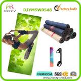 Rubber van de Boom van de Premie van de Mat van de yoga de het Natuurlijke Organische en Mat van de Yoga Pilates