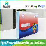 Boîte en plastique de empaquetage d'impression pour la compagnie du lait en poudre