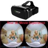 플라스틱 3D 헤드폰 중국에서 영상 Vr 상자